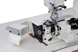 W3562P : Oil barrier type, flatbed, interlock stitch machines