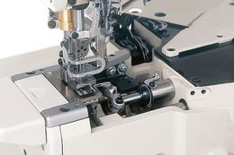 W2600P : Oil barrier type, cylinder bed, interlock stitch machines