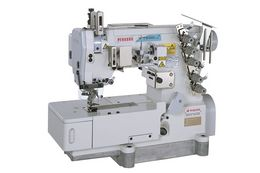 WT500P : Variable top feed, flatbed, interlock stitch machines