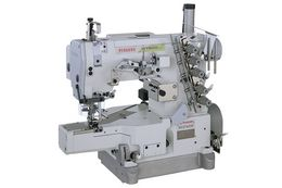 WT600P : Variable top feed, cylinder bed, interlock stitch machines